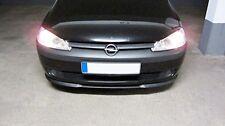 Für Opel Corsa C 3 Front Spoiler Lippe Frontschürze Frontlippe Frontansatz GSI