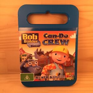 Bob The Builder CAN-DO CREW Awesome Kid's Adventure DVD Series (R4) 2010 ABC