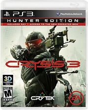 Crysis 3 -- Hunter Edition (Sony PlayStation 3, 2013)