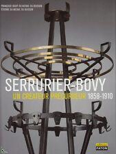Serrurier-Bovy, un créateur précurseur (1858 - 1910)
