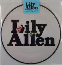 "Lily Allen 22 7"" Single Vinyl 2014 Picture Disc"
