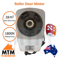 Industrial Roller Garage Door Motor Opener Automatic with 2 x Remotes 1800N