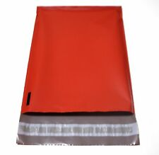 New listing 30 Red color 7.5x10.5'' Poly Mailers Shipping Supplies