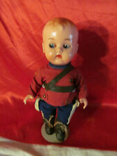 Vintage Reliable Canadian Mountie Police Doll