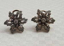 14 Carat Yellow Gold Earrings Victorian Fine Jewellery
