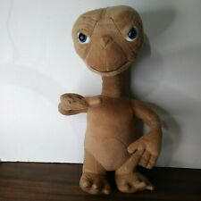 E.T. Extra Terrestrial Et 12� Plush Toy Factory Universal Studios Collectible
