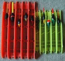 Lot 10 lignes montées différentes 7M pêche au coup flotteur Filstar/Top Float 24