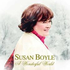 Susan Boyle /  A Wonderful World   (CD)  **New**