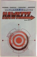 Ultimate Hawkeye #1AP polybagged Variant (Marvel 2011) Still sealed.