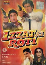 IZZAT KI ROTI - EROS ORIGNAL BOLLYWOOD DVD-Sunny Deol, Rishi Kapoor, Juhi Chawla