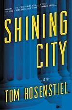 Rosenstiel Tom-Shining City  BOOK NEW