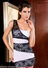 Unbranded One Shoulder Sleeve Dresses for Women