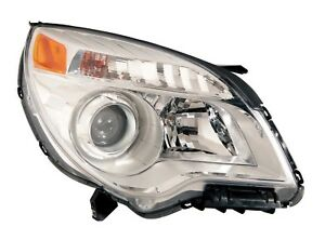 Headlight Assembly-LTZ Right Maxzone 335-1159R-AS fits 2010 Chevrolet Equinox