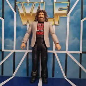 Mick Foley - Basic Series - WWE Mattel Wrestling Figure (a)