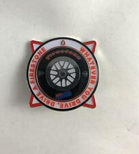 NEW 2017 Firestone Indy 500 Collectible Pin Whatever You Drive Drive A Firestone