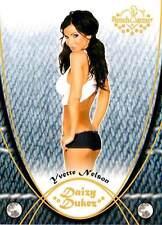 Yvette Nelson 125 2016 Bench Warmer Eclectic Series 2 Daizy Dukez Mini