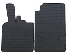 Gummifußmatten Fußmatten Gummimatten Smart Fortwo  von TN  Baujahr 2007 - 2014