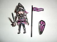 Playmobil silberner Ritter mit Zubehör 4434