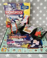 Monopoly Crazy Cash with Electronic Cash Machine Hasbro Family Board Game