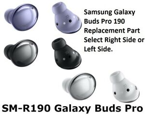 Genuine Samsung Galaxy Buds Pro SM-R190 REPLACEMENT PARTS