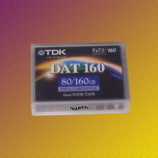 TDK DAT 160, Data Cartridge Datenkassette, NEU & OVP