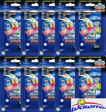 (10) 16/17 Topps Match Attax Champions League Soccer BLISTERS-20 Pack+20 LIMITED