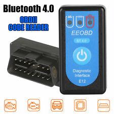 Automotive Bluetooth OBD2 Code Reader Scanner Car Check Engine Diagnostic Tool