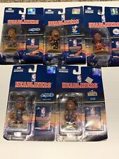 """Corinthian Nba Headliners 3"""" Collectables5 Pack Grant Hardaway Stackhouse"""