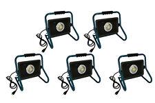 QTY 5 TEMCo HD LED Waterproof Portable Utility Flood Work Light 70W 110 v 120 v
