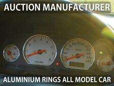 Land Rover Freelander 1998-2003 Aluminium Polished Chrome Dial Rings  Set Of 4