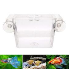 Aquarium Fish Tank Breeding Breeder Isolation Box Aquarium Hatchery Incubator Hs