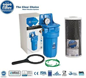 Premium Whole House Water Filter System Purifier, Filtered Water for Whole Home