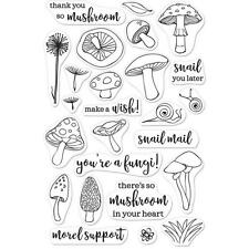 """Brand New Hero Arts """"You're A Fungi"""" Photopolymer Poly Clear Stamps"""