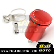 For Honda CBR600RR 2003-2004 Red Racing CNC Rear Brake Fluid Reservoir Tank