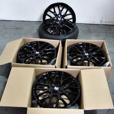 Fits Mini Cooper S Rims 17 Mini Cooper Wheels Gloss Black Finish