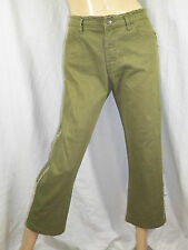 CHIPIE W 33 Taille 42 Superbe pantacourt en jeans jean denim kaki corsaire short
