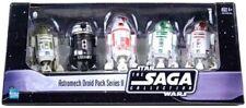 Star Wars Saga Collection 2006 Astromech Droid Pack Series II Action Figure Set