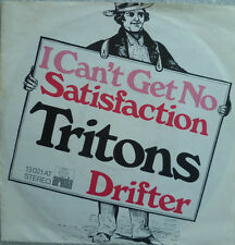 """7"""" COVERVERSION ROLLING STONES ! TRITONS : Satisfaction"""