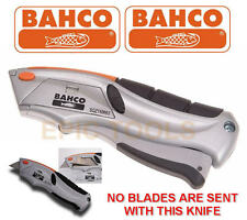 BAHCO PRO Squeeze Heavy Duty Trimming Utility Work Quick Change Knife, SQZ150003