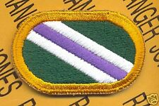 96th Civil Affairs Bn Airborne para oval patch