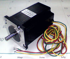 CNC Control Machine Stepper NEMA 23 Step Motor 3 Phase 510 oz.in & 1.5M Cable