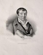 François Andrieux Paris Jurist Napoleon I. Ancien Régime Jakobiner Revolution