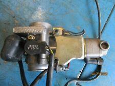 2004 Suzuki Burgman AN400 throttle body 20774m