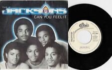 "MICHAEL JACKSON THE JACKSONS Can You Feel It r@re Spanish 7"" 45 PROMO Spain 1981"