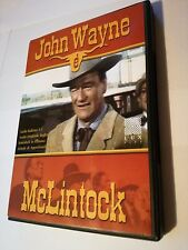 McLintock (Western 1963) Dvd film di Andrew V. McLaglen. Con John Wayne