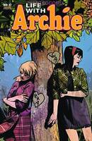 LIFE WITH ARCHIE #37 TOMMY EDWARDS COVER DEATH OF AFTERMATH COMIC BOOK NEWS 36 1