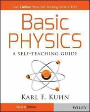 Basic Physics: A Self-Teaching Guide (Wiley Self-Teaching Guides), Karl F. Kuhn