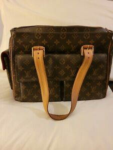Authentic Louis Vuittons M51162 Monogram
