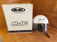 HJC Helmet XXL White Clear Visor