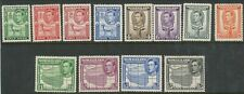 SOMALILAND PROTECTORATE 1938 GV1th SET MINT HINGED FRESH LOOKING CAT GB£170.00